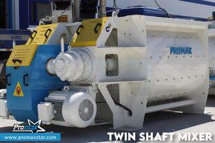 nova PROMAX 2 m3 /3 m3 TWIN SHAFT MIXER betonara