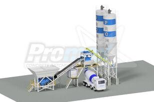 nova PROMAX Compact Concrete Batching Plant C100-TWN PLUS (100m³/h) betonara