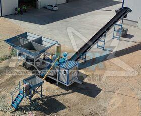nova PROMAX محطة خلط الخرسانة المتنقلة M35-PLNT (35m / h) betonara