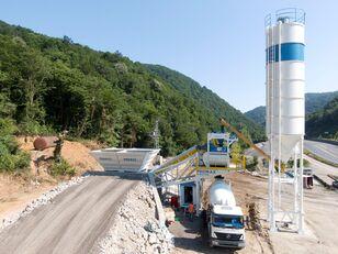 nova PROMAX Planta de Hormigón Móvil M100-TWN (100m³/h) betonara
