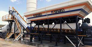 nova SEMIX  MOBILE CONCRETE BATCHING PLANTS 60m³/h betonara