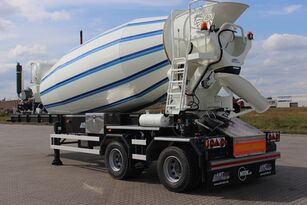 novi AMT Trailer betonska mješalica