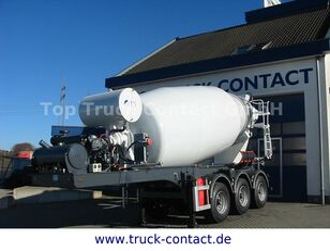 SCHWARZMÜLLER TTC-Fulda Betonmischer Auflieger mit Motor  NEU betonska mješalica