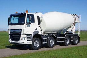 novi DAF Betonmixer 12m3 Mulder kamion mješalica za beton