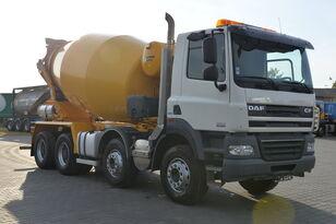 DAF CF 85 460 kamion mješalica za beton