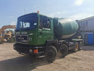 MAN 32.342 kamion mješalica za beton