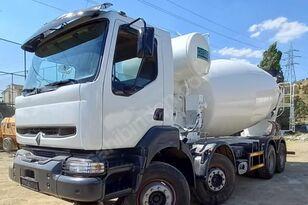 RENAULT Kerax 420.40 kamion mješalica za beton