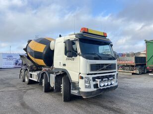 VOLVO FM 380 8x2*4, Euro 5, Mixer 9m3, 2006, *incoming* kamion mješalica za beton