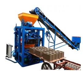 nova SINOWAY QT4-24 oprema za proizvodnju betonskih blokova