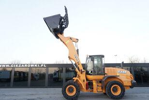 CASE 721F XR , 16t , hydraulic grab bucket 3,5m3 , joystick , industr prednji utovarivač