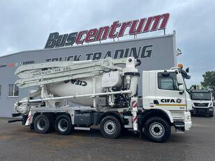Cifa  na šasiji DAF CF 460 8x4 CIFA MK 28.4 m / Like New / Euro 6 pumpa za beton