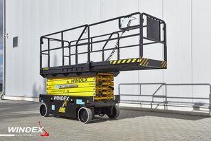 nova Airo X 12 EW - Windex škarasta platforma