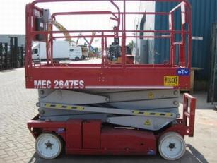MEC 2647 škarasta platforma