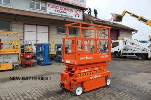 SKYJACK SJIII 3219 - 8 m new batteries (Genie GS 1932, JLG1930 ES, Haulo škarasta platforma