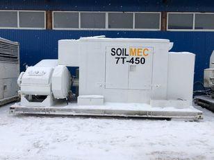 SOILMEC 7T-450 stacionarna betonska pumpa
