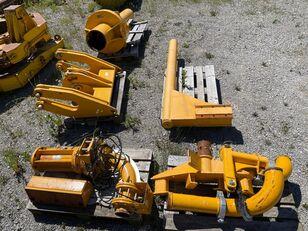 BAUER CFA / SOB / FDP stroj za bušenje