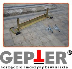 novi GEPTER LTL250 stroj za popločavanje trotoara