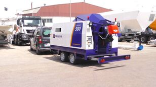 novi FRUMECAR Asphalt Recycler 500 stroj za reciklažu asfalta