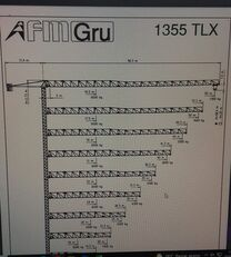 FMGru TLX 1355 toranjska dizalica