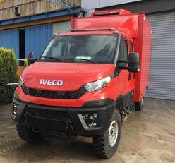 novo IVECO 4WD  vozilo hitne pomoći