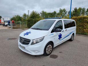 MERCEDES-BENZ VITO 163 CV - 2018 - 204 000 KM - AUTOMATIC vozilo hitne pomoći
