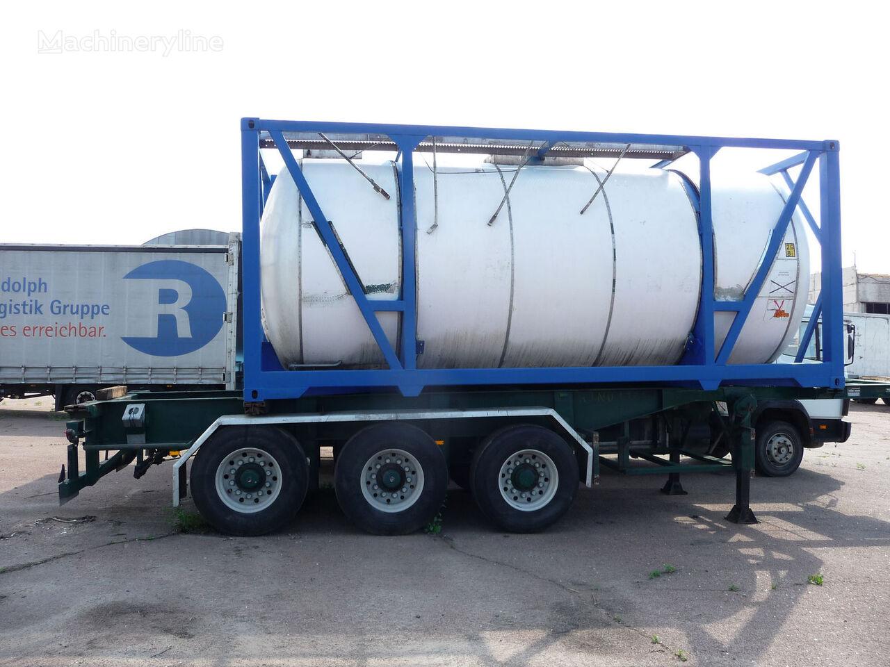 RINNEN 23 (m.kub.) spremnik-kontejner 20 stopa