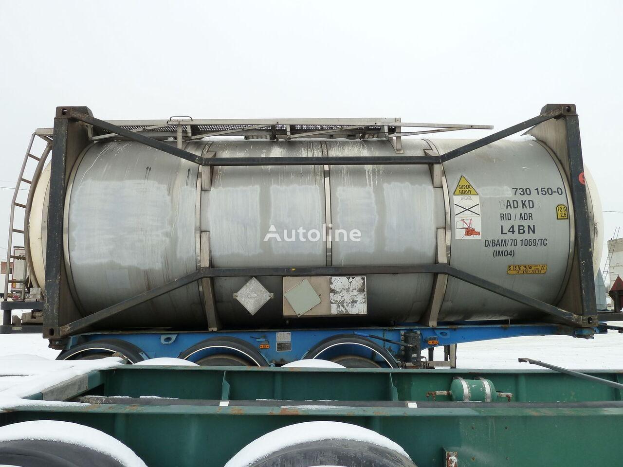 RINNEN 30.3 (m.kub.) spremnik-kontejner 20 stopa