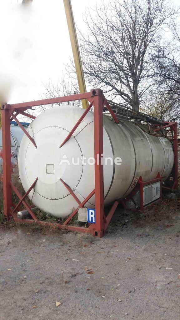VAN HOOL spremnik-kontejner 20 stopa