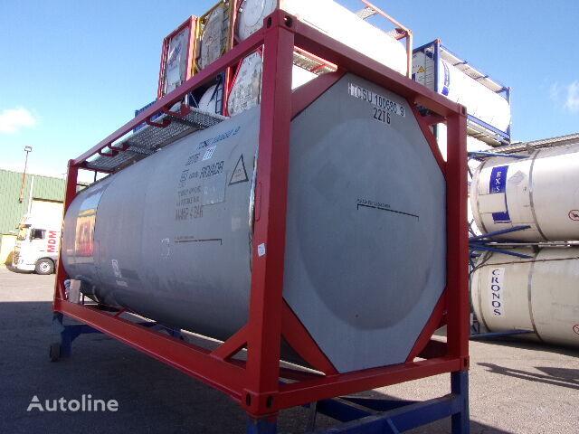 VAN HOOL 26000 litriv spremnik-kontejner 20 stopa