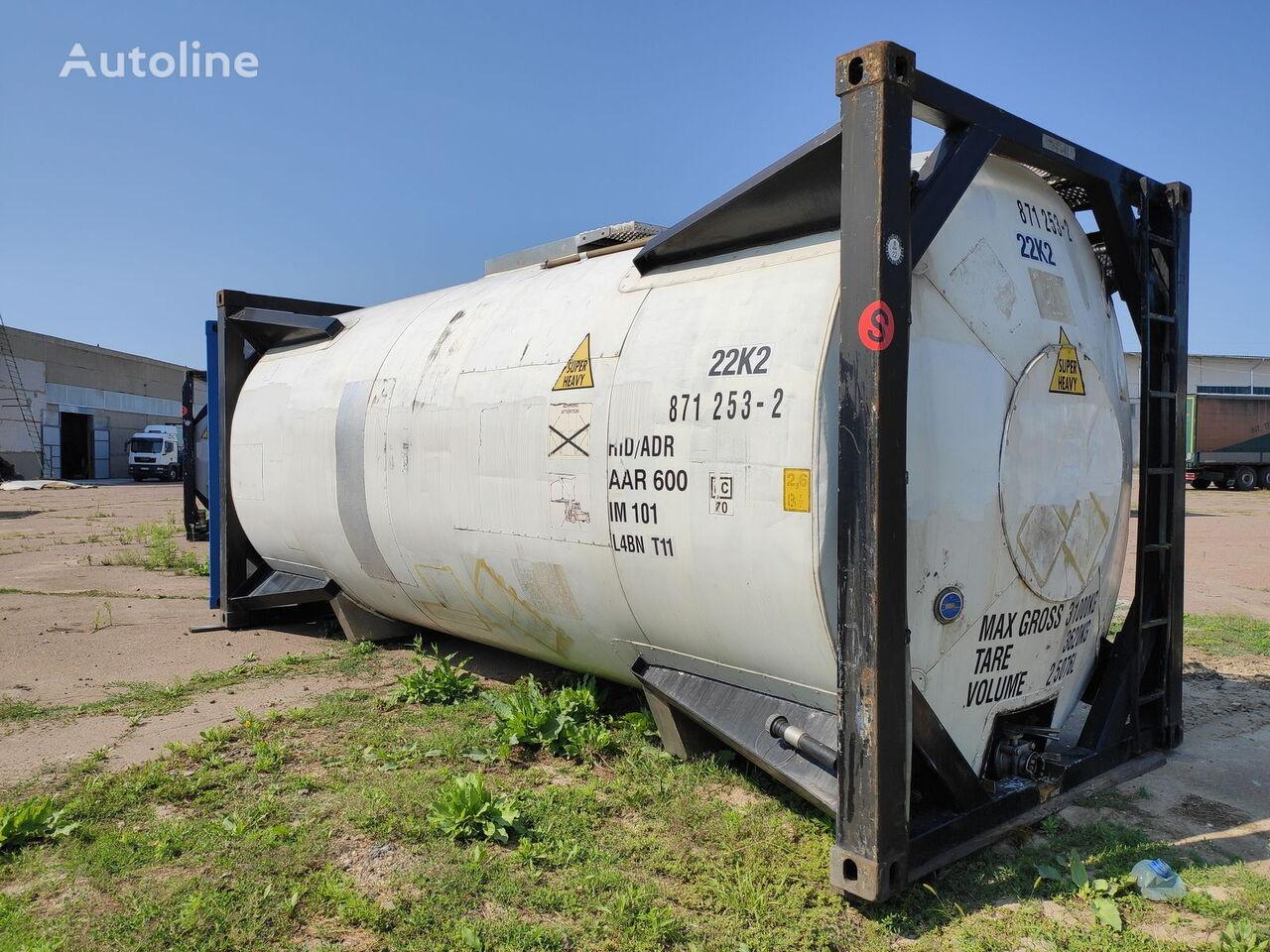 Welfit Oddy ACEP-D-NRW-3 spremnik-kontejner 20 stopa